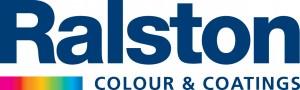 RALSTON logo met achtergrond